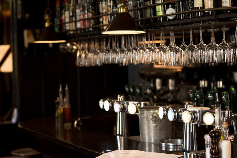 Interieur Café Sjiek Maastricht