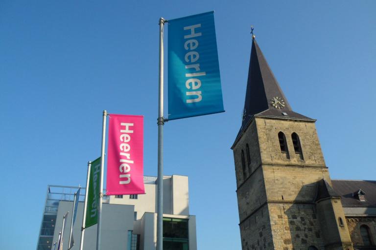 Vlaggen gemeente Heerlen