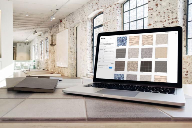 Online designtool Mosa Pattern Generator