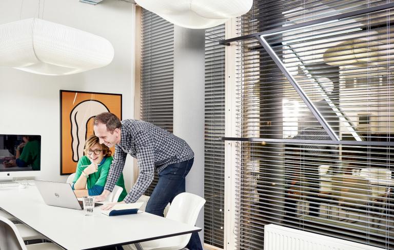 Technisch advies bij creative consultancy Zuiderlicht in Maastricht