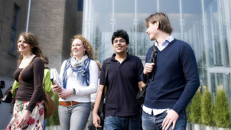 Studenten Maastricht University