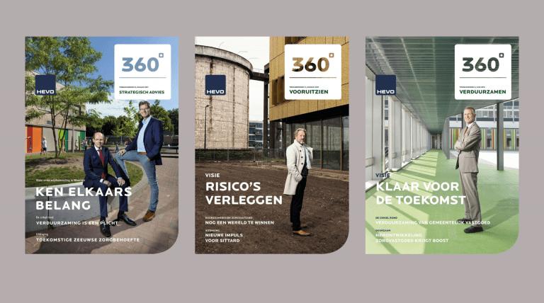 Magazines redactie en design bij Zuiderlicht in Maastricht