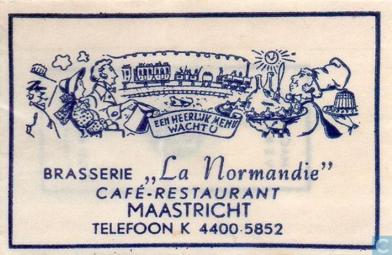 Suikerzakje La Normandie.jpg