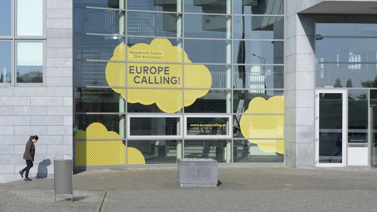 Raambelettering Europe Calling!