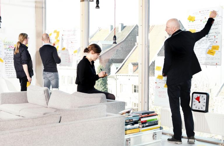 Technologie-analyse bij creative consultancy Zuiderlicht, Maastricht