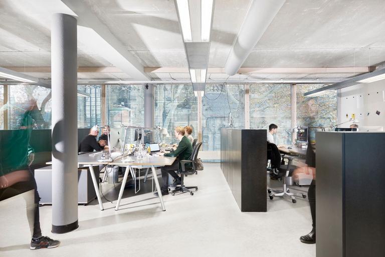 Digitale belevingen ontwikkelen bij Zuiderlicht in Maastricht