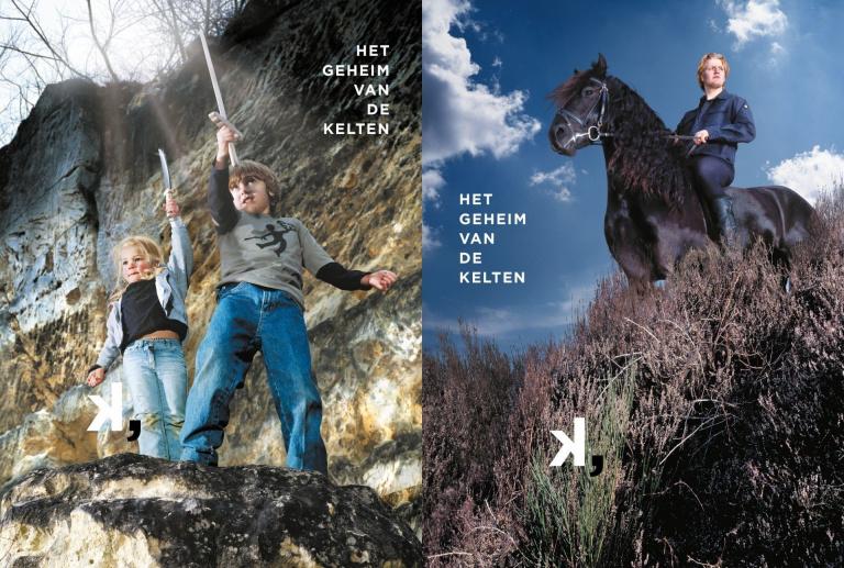 Campagnebeelden 'Het geheim van de Kelten' Limburgs Museum