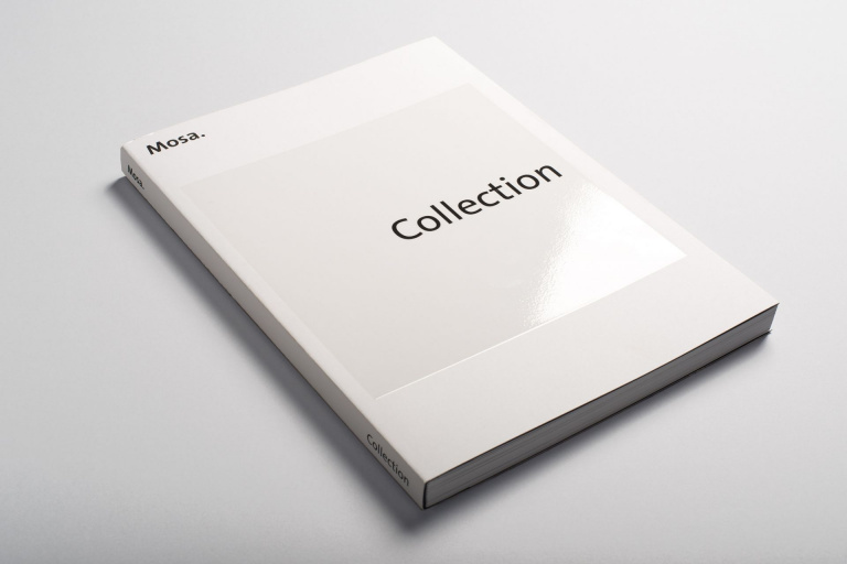 Cover Mosa Collection book