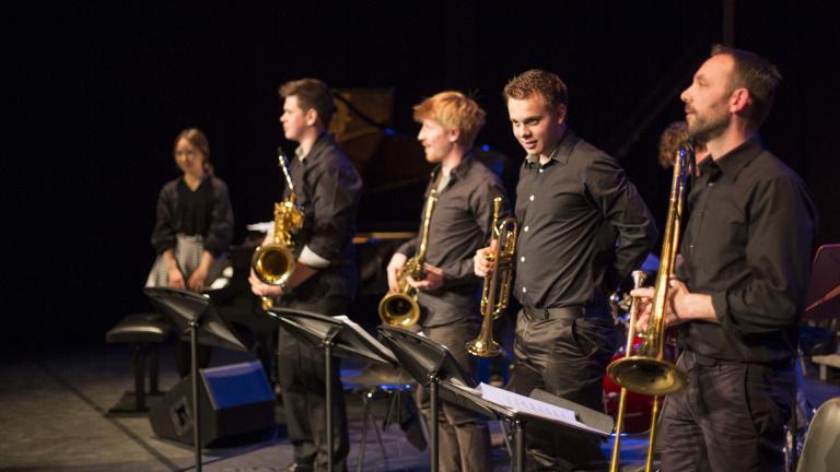 Jazzmuzikanten Conservatorium Maastricht