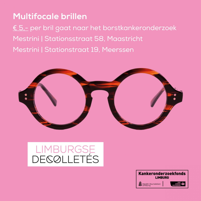 Limburgse Decolletés Mestrini Optiek