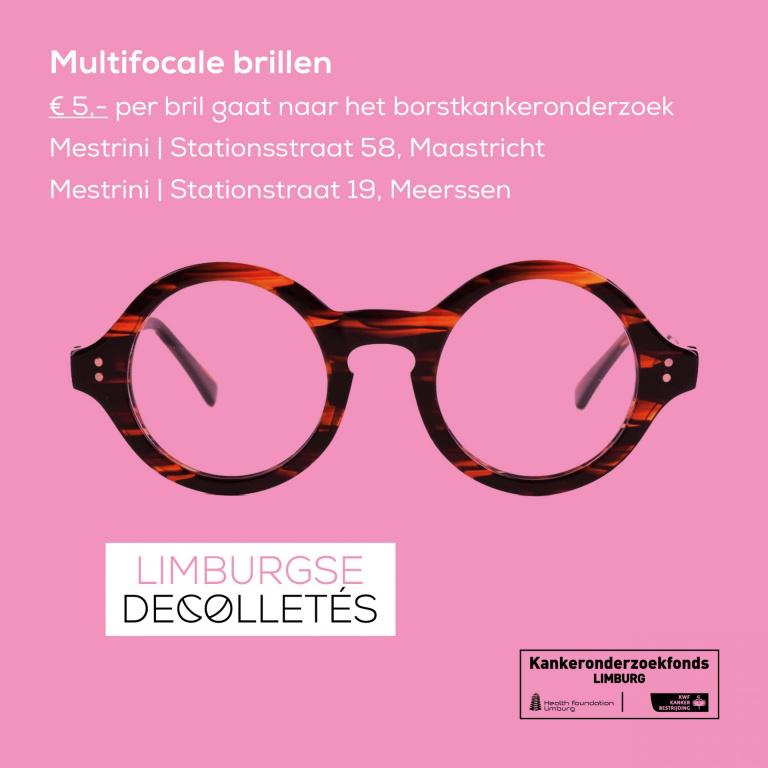 Limburgse Decolletés Mestrini Optiek