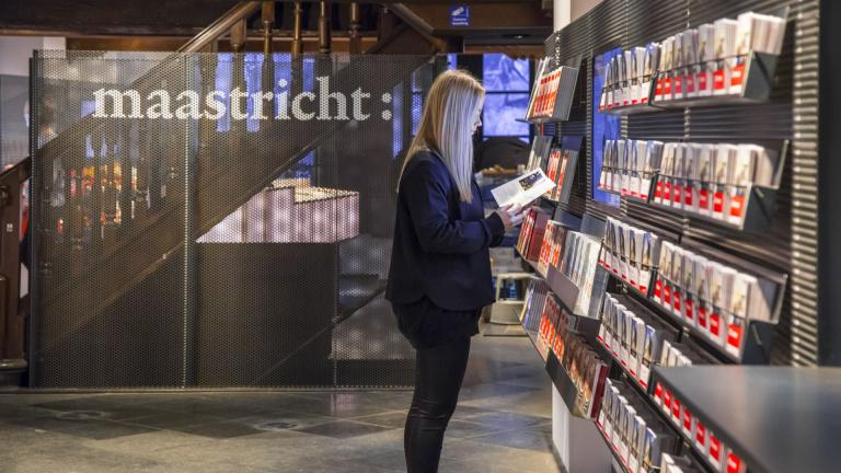 Maastricht Marketing selfie spot Maastricht ster
