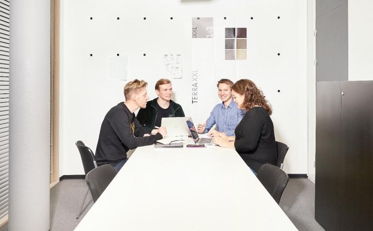Hostingadvies en hostinginrichting bij creative consultancy Zuiderlicht, Maastricht