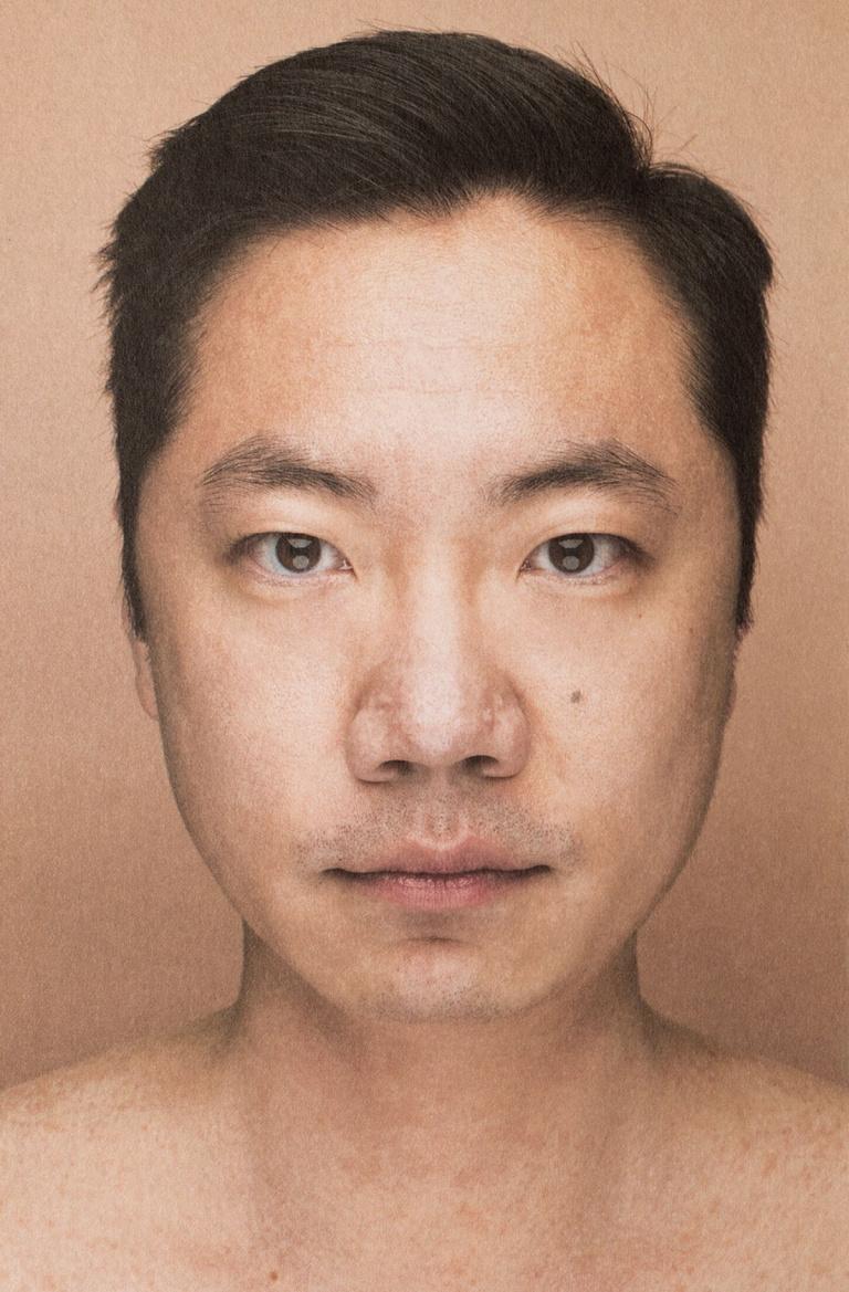 Portretfotografie voor Synthon jaarverslag 'in position'
